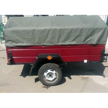 Прицеп для легкового автомобиля одноосный ЛЕВ 1321 СВ
