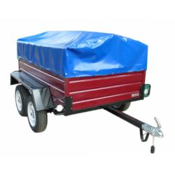 Прицеп для легкового автомобиля двухосный Лев-210