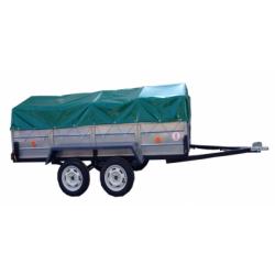Прицеп легковой для авто двухосный Лев-300